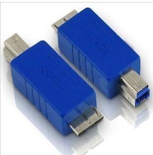 USB 3.0 Micro BM to BM/  High Speed USB3.0 Micro B Male TO B Male