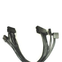 HP Z800 Z600 PSU Main Power 24-Pin to 18+10-Pin Adapter Cable (30cm)