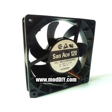 Sanyo San Ace 120 12025 Cooling Fan (9G1228G4H03)