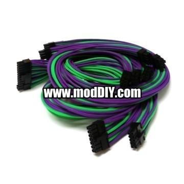 Corsair RM Series Individually Sleeved Modular Cable Set