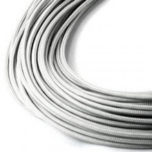modDIY Pre-made 18AWG Sleeved Electrical Wire (Grey)
