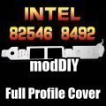 Intel 9402PT 82546GB 8492MT E1G42ET Full Profile Expansion Slot Cover