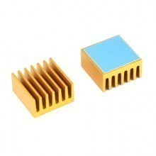 3M 8810 High Performance Thermally Conductive Adhesive Transfer Heatsink (Gold)