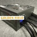 Professional Tailor-Made Golden Field Custom Sleeved Modular Cable Kit