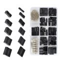 620pcs Dupont 1 to 12 Pin 2.54mm Pitch Internal Header Connector Set
