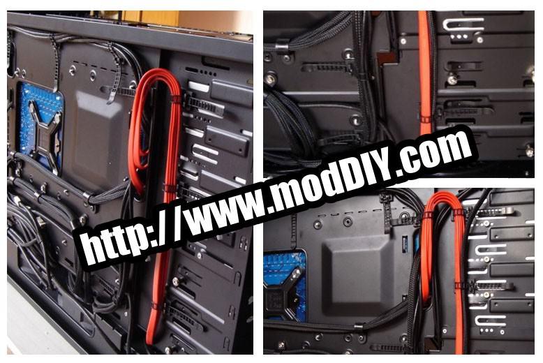 Notnagel Computer Cable Wire Management Kit Set 450pcs
