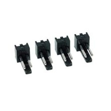 2-Pin Male Fan Connector - Black