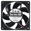 Sanyo San Ace 120 12025 12V 0.13A Cooling Fan