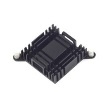 Aavid Thermalloy Northbridge / Southbridge Black Heatsink (60mm)