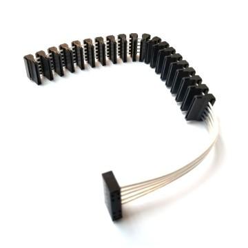 Premium Silver Wire SATA to 20 x SATA Power Extension Splitter Cable