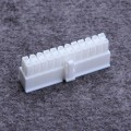 24-Pin PSU Main Power Female Connector w/ Pins - White