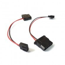 4-Pin Molex to 4-Pin Fan Adapter Cable