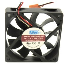 AVC 7015 70mm 12V 0.4A Hydraulic Bearing Fan DS07015R12M