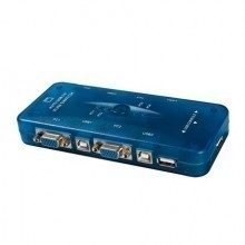 Maituo Auto USB KVM 4 Port Switch (MT-472UK)