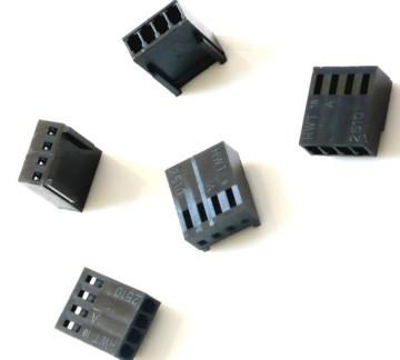 modDIY Female 4-Pin PWM Fan Connector (Molex #2510) with Pins