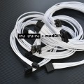 Professional Tailor-Made In Win Custom Sleeved Modular Cable Kit