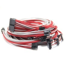 Professional Tailor-Made Cougar Custom Sleeved Modular Cable Kit