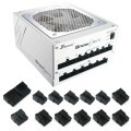 Seasonic Snow Silent 750W 1050W Modular Connector (Full Set 13pcs)