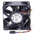 Nidec 80mm x 38mm 8038 5500RPM Brushless PWM Fan H80E12MS1B7