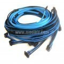 OCZ ZX Series Single Sleeved Power Supply Modular Cables Set (Black/UV-Blue)