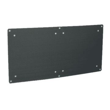 Ultra Thin PVC Twin Fan Dust Filter (12cm/14cm Fans)