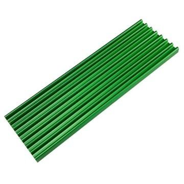 Premium SM951 SM961 950PRO XP9410 M.2 SSD Cooling Heatsink (Green)