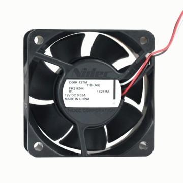 Nidec Ultra Silent 6025 0.05A Fan (D06K-12TM)