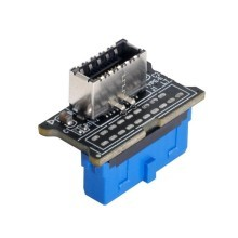 USB 3.0 19 Pin Header to USB 3.1 Type E Front Panel Header Converter