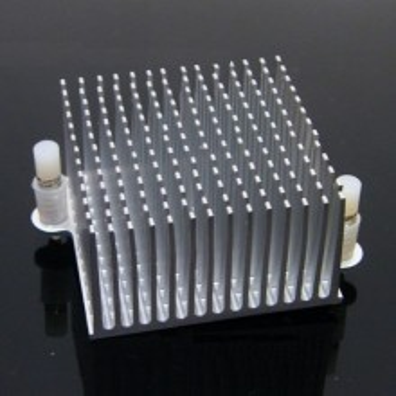 Molex High Performance Thermally Conductive Adhesive Heatsink (45mm x 43mm x 25mm)