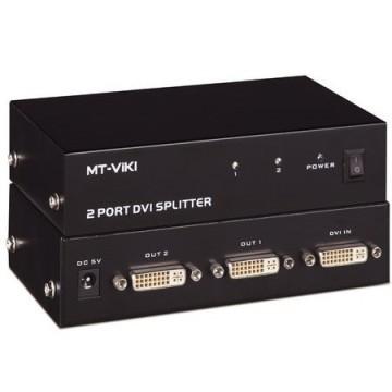 Maituo HDTV High-Definition 2 Port DVI Splitter (MT-DV2H)