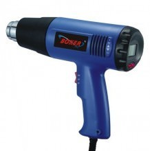 Boker 1800W Advanced Hot Air Tube Digital Adjustable Heat Gun (BK-866)