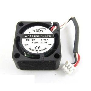 Adda 2cm 2010 5V 0.08A Fan (AD2005LB-G73)