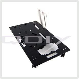 QDIY Professional Modder Acrylic Case (PC-D001N)