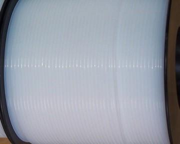 High Quality F4 PTFE Tubing - Transparent (1mm ID x 2mm OD)