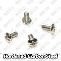 M3.5 x 7.7mm Silver Screws (TM6#-32X7.7)