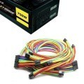 Professional Tailor-Made OCZ Custom Sleeved Modular Cable Kit