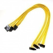 Seasonic M12 5-Pin Modular Cable to SATA/Molex