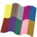 Glossy Color Hot Glue Sticks - 7mm (10 Colors)