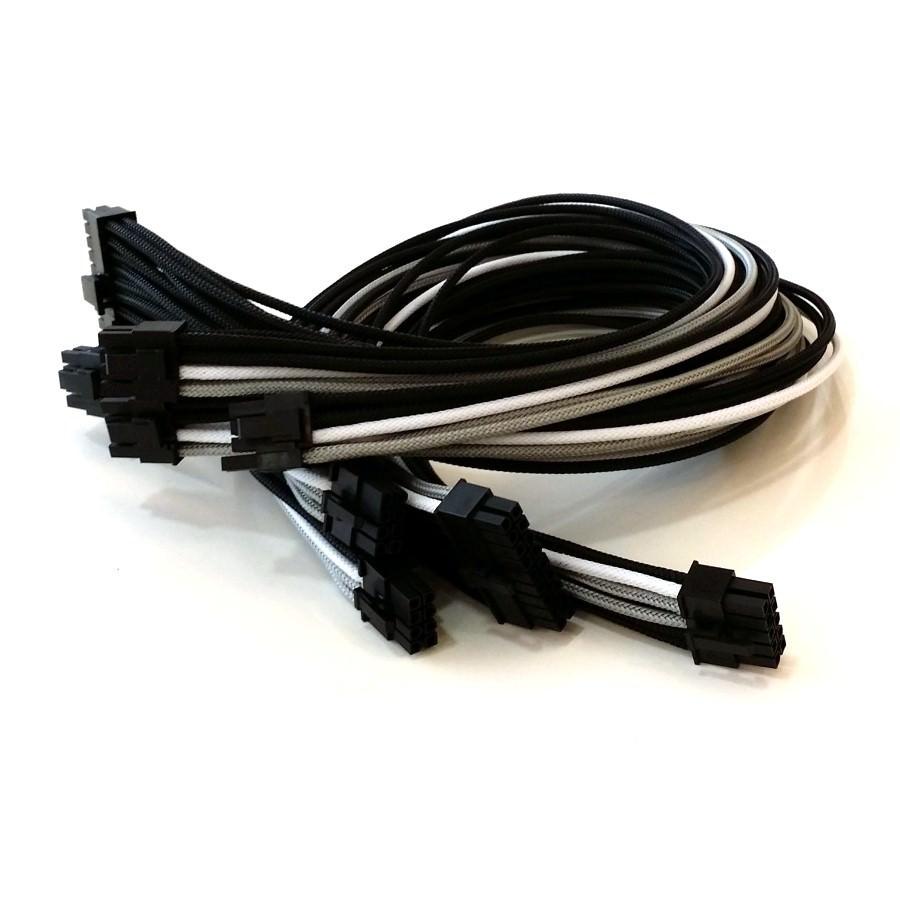 Evga Supernova Single Sleeved Premium Modular Cables