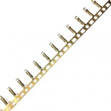 Gold Plated Mini 2.00mm Dupont Connector Pins (Female)