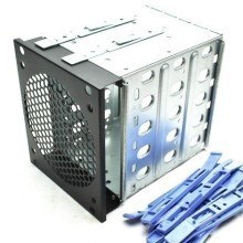 5-in-3 Device Module Hard Disk Cage SAS/SATA Expander Enclosure
