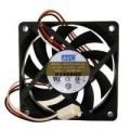 AVC 70mm x 15mm 2 Ball Bearing Hi-Speed CPU Fan DA07015B12U