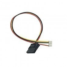 ITX Mini PC Mini PH 2.0mm Pitch 5-Pin to SATA Power Cable (26cm)