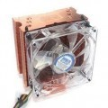 HDT Technology 3 Heatpipes Copper Fin 4Pin PWN Fan