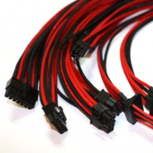 Corsair AX1200 Custom Length/Color PSU Modular Cables