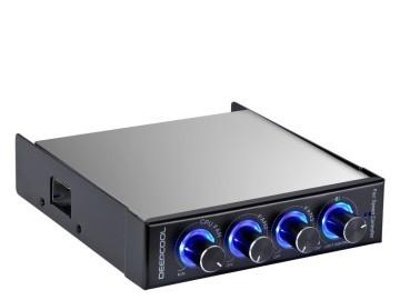 Deepcool Rockman Fan Controller for 3.5 Inch Bay