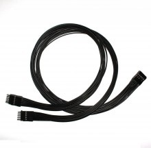 10-Pin USB/AC97/HD-Audio Internal Header Y Splitter Cable (50cm)