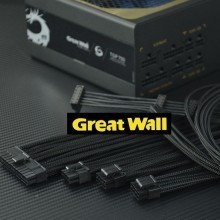 Professional Tailor-Made Great Wall Custom Sleeved Modular Cable Kit