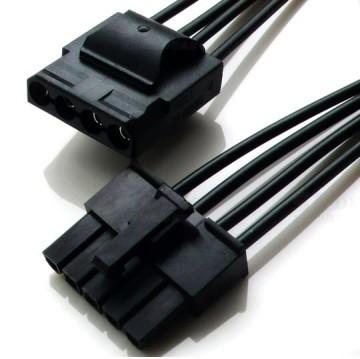 modDIY 5-Pin to ATA 4-Pin Modular Power Supply Unit Cable (35cm)