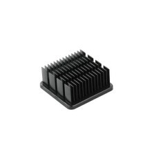 Aavid High Pressure Aluminium Alloy Premium Black Heat Sink (44mm)